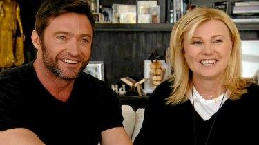 Hugh Jackman and Deborra-Lee Furness to launch Perth-based arts foundation.