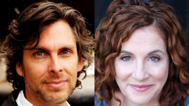 Michael Chabon and Ayelet Waldman help each other with their writing.
