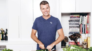 Chef and paleo advocate Pete Evans.