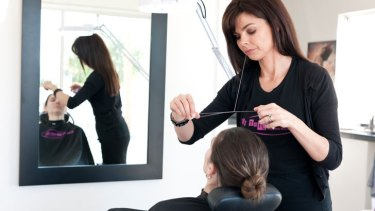 Get Threaded founder Liz See says threading tears strips off waxing.