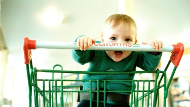 Coles and Woolworths are in a battle to win the approval of mothers around the country.