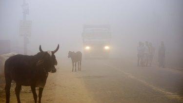 India has been suffering severe pollution in parts of the north.