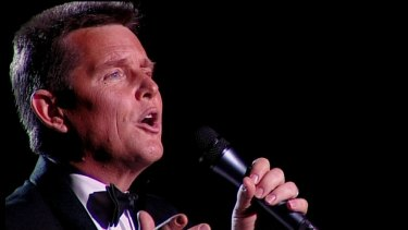 Tom Burlinson is doing a new special performance of the classic live album Sinatra at the Sands.