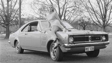 Top model … the 1969 Monaro GTS.