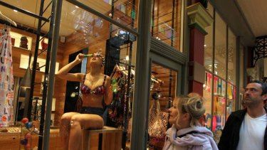 Australian shops are the world's most expensive.