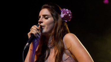"""""""It's you, it's you, it's all for you,'' ... Lana Del Rey at the Enmore Theatre"""