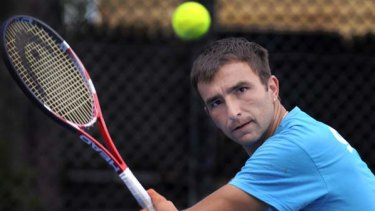 Marinko Matosevic admits he wears his heart on his sleeve.