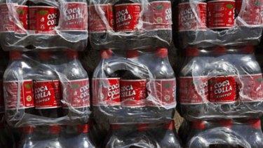Coca Colla ... made from coca leaf.