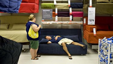 Flatpack on our backs: The IKEA effect.
