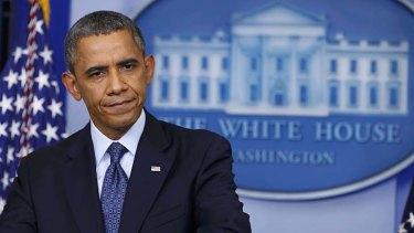 President Barack Obama: pushing for a long-term deal.