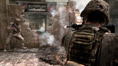 Sold 4.7 million copies worldwide in 24 hours ... Call of Duty: Modern Warfare 2.