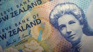 Ready to make history: The New Zealand dollar.
