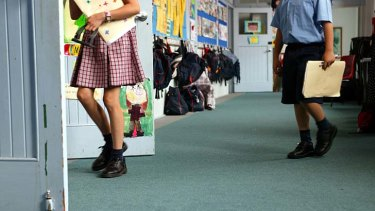 """Racist behaviour: Being told """"you don't belong in Australia"""" was the most common form of direct racism found in surveyed schools."""