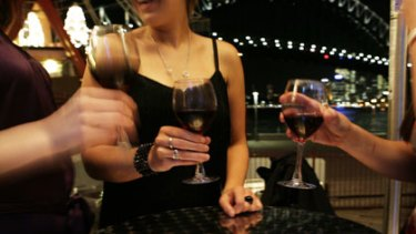 There are many reasons why people drink alcohol, survey shows.
