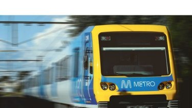 Melbourne Metro Rail lost federal funding in the 2013 election.
