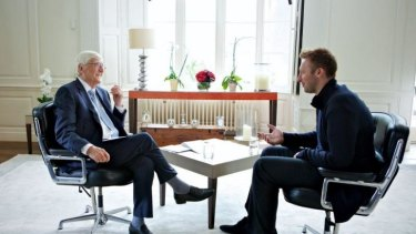 Ian Thorpe talks about his private life, including struggles with depression.