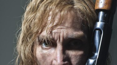 Callan Mulvey in Bikie Wars: Brothers in Arms.