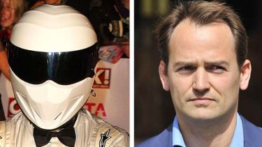 The Stig has been revealed as Ben Collins