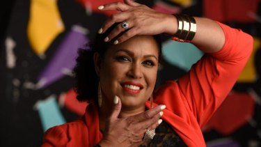 Christine Anu has penned a terrific addition to a tiny catalogue of genuine Australian Christmas music.