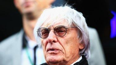 F1 boss Bernie Ecclestone will have to work under a Murdoch executive.