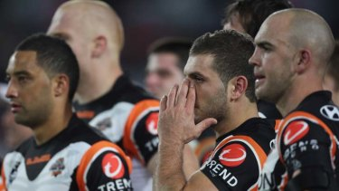 Time to lift ... Robbie Farah and the Tigers need to improve.