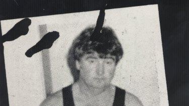 Rapist and murderer Raymond 'Mr Stinky' Edmunds.