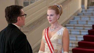 Nicole Kidman in <i>Grace of Monaco</i>.