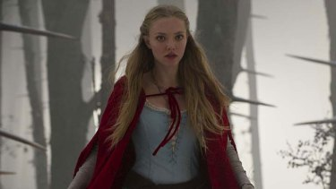 Amanda Seyfried is the best thing about <i>Red Riding Hood</i>.