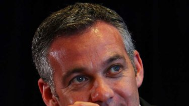 CEO of Football Federation Australia, Ben Buckley.