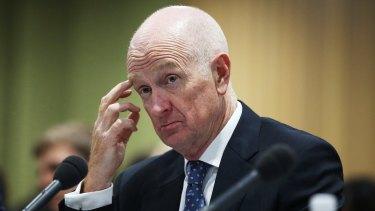 More headache for Glenn Stevens. A rate cut next week is now seen as a 50-50 proposition.