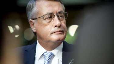 """Conspiracy theories"" ... Wayne Swan on claims of the tax compromise."