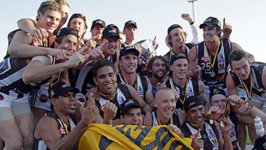 WAFL Premiers 2010