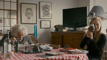 Sarah Polley turns the camera on herself, and her family, in <i>Stories We Tell</i>.