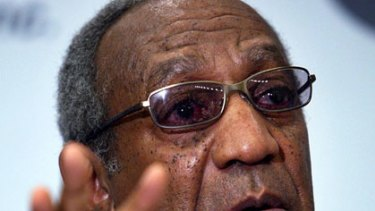 TV star Bill Cosby is angry at rumours of his death.