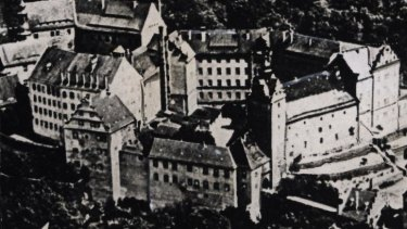 Prison: The Germans thought Colditz Castle was escape proof, but their prisoners proved them wrong.