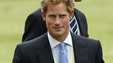 Almost 30: Prince Harry.