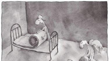 Illustration: Michael Leunig.