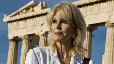 <i>Joanna Lumley's Greek Odyssey</i>.
