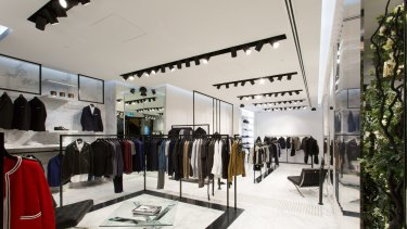 The Kooples stores use scent marketing to attract new customers – and keep them there.