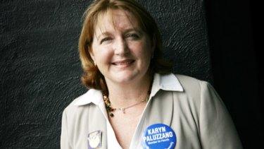Karyn Paluzzano ... complaints by former staff member.