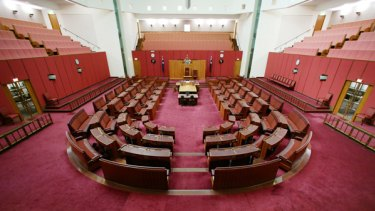 The Australian Senate is one of the most powerful upper houses in the world.
