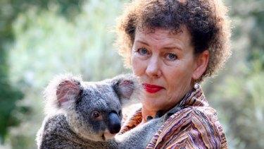 Australian Koala Foundation CEO, Deborah Tabart.