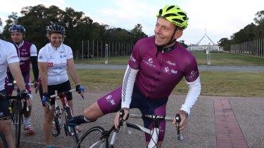 Tony Abbott  in Canberra.