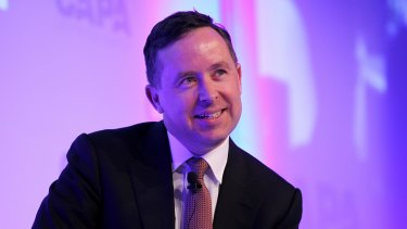 CAPA said it gave Qantas boss Alan Joyce the award in part because of his ability to tackle complex industrial relations struggles.