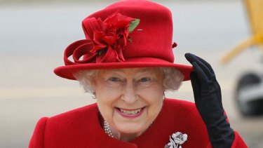 Queen Elizabeth II ... told William to start guest list with his friends.