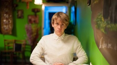 Outsider status: Josh Thomas in <em>Please Like Me</em>. He must get sick of the comparison with Lena Dunham and <em>Girls</em>.