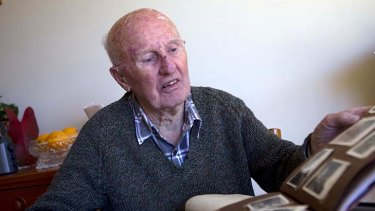 Don Roberts … witness to the attack, today and in wartime.
