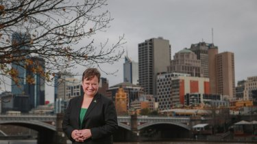 Greens candidate Olivia Ball has been strong on door-knocking.