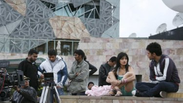 Bollywood comes to Melbourne, and things are looking crook