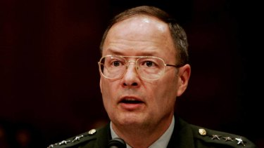 Head of the US Cyber Command, General Keith Alexander urged passage of the bill.